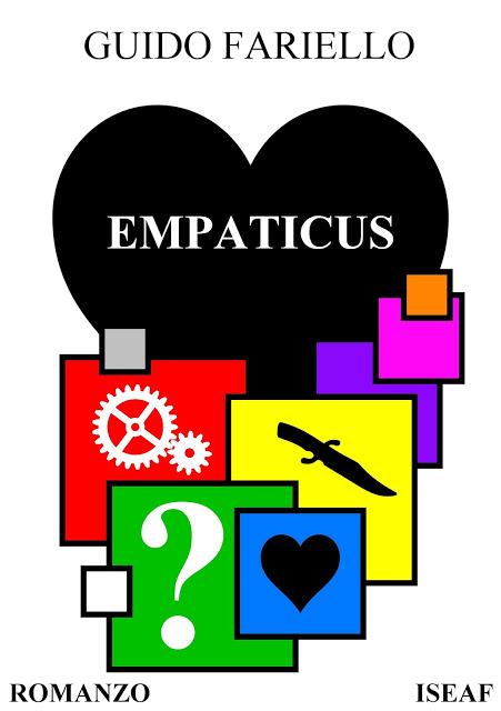 Libro Empaticus copertina avanti